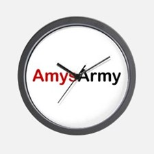 AmysArmy Wall Clock