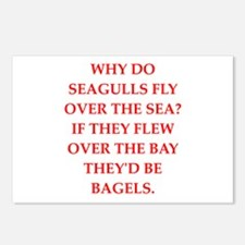 seagulls Postcards (Package of 8)