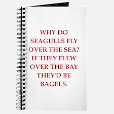 seagulls Journal