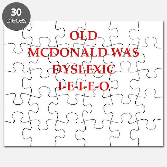 dyslexic Puzzle