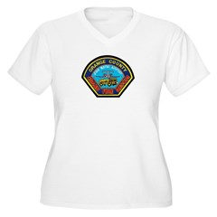 John Wayne Airport Fire T-Shirt