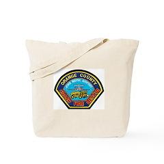 John Wayne Airport Fire Tote Bag