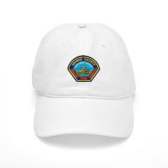 John Wayne Airport Fire Baseball Cap