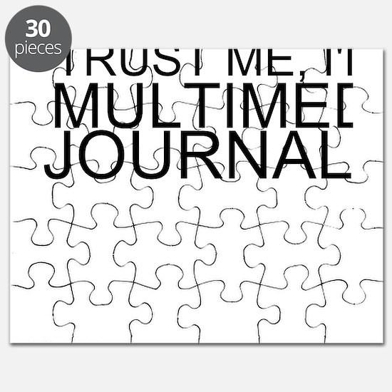 Trust Me, I'm A Multimedia Journalist Puzzle