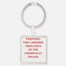 carefree Keychains