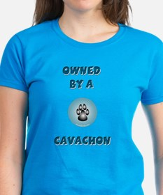 Owned by a Cavachon Tee