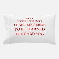 learn Pillow Case