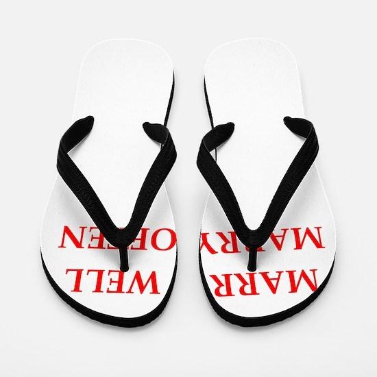 marry Flip Flops