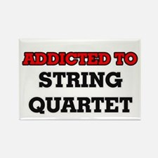 Addicted to String Quartet Magnets