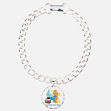 Blond Mermaid Bracelet