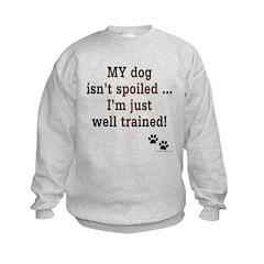 Spoiled Dog Sweatshirt