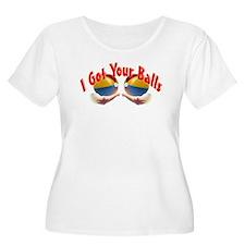 Beach Balls T-Shirt
