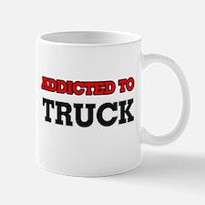 Addicted to Truck Mugs