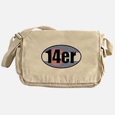 Colorado 14ers Messenger Bag