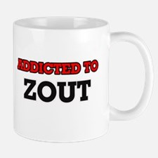 Addicted to Zout Mugs