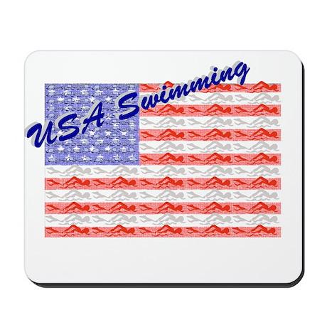 USA Swimming Mousepad