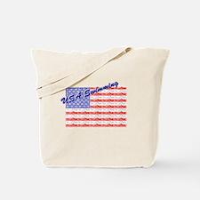 USA Swimming Tote Bag