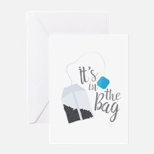 In The Bag Greeting Cards