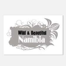 Wild Namibia Postcards (Package of 8)