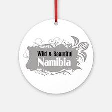 Wild Namibia Ornament (Round)