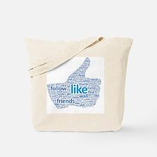 Unique Add it up Tote Bag