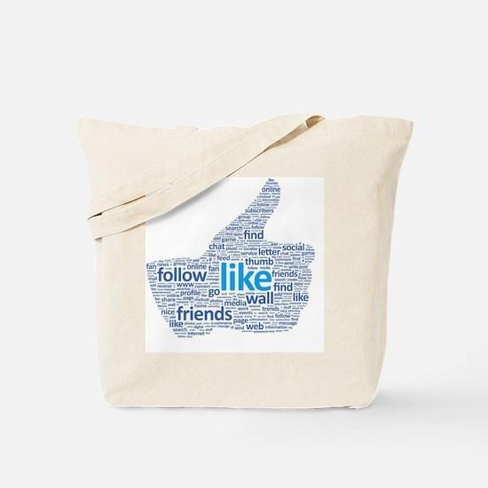 Funny Fans Tote Bag