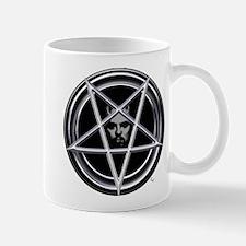 Pentagram with Father Mug