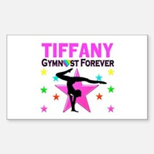 GYMNAST FOREVER Decal