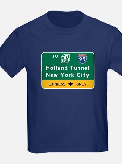 Holland Tunnel-New York City, NJ T