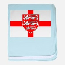Saint Georges Day baby blanket