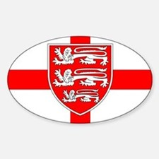 Saint Georges Day Decal