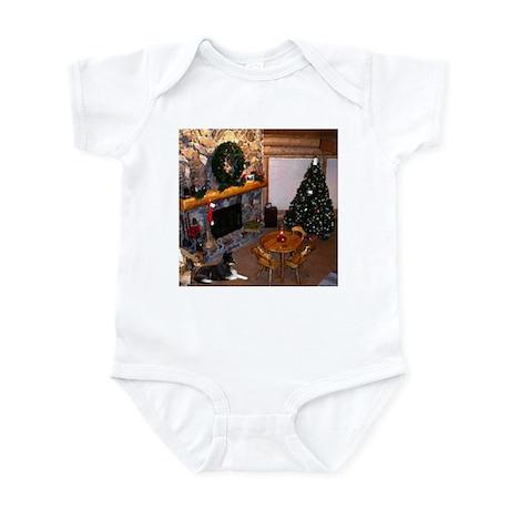 Christmas in Alaska Infant Bodysuit