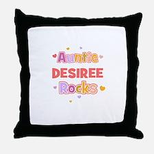 Desiree Throw Pillow