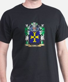Mullins Coat of Arms - Family Crest T-Shirt