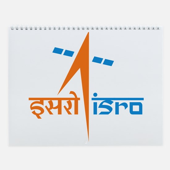 Space Agency Logo Wall Calendar