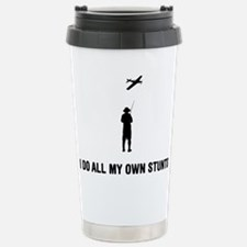 Cute Airplanes Travel Mug