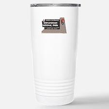 Shenandoah National Par Stainless Steel Travel Mug