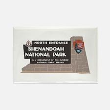 Shenandoah National Park, Virgini Rectangle Magnet