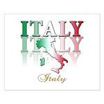 Italian pride Small Poster