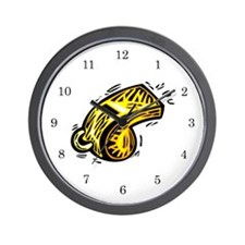 Sports Coach Wall Clock