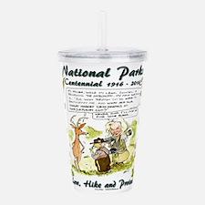National Parks Centennial Acrylic Double-wall Tumb
