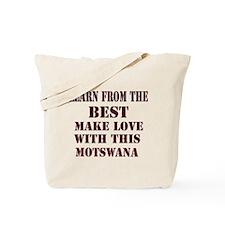 Learn Motswana Tote Bag