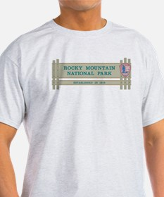 Rocky Mountain National Park, Colora T-Shirt