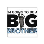 Im Going To Be A Big Brother Sticker