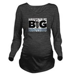 Im Going To Be A Big Brother Long Sleeve Maternity