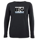Im Going To Be A Big Brother Plus Size Long Sleeve