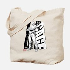 Luke Cage Black & White Tote Bag