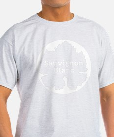 Sauvignon Blanc in Grape Leaf T-Shirt