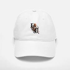 Luke Cage Initials Baseball Baseball Cap