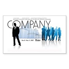Company Rectangle Decal